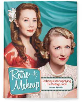 Retro Makeup: Tutorial book about retro makeup
