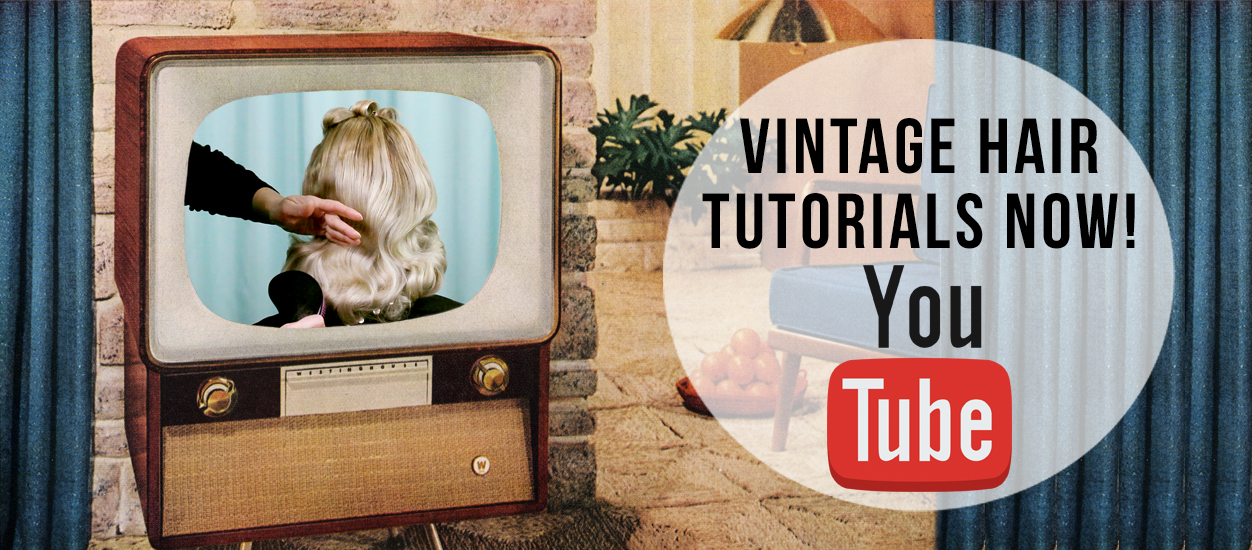 YouTube vintage TV