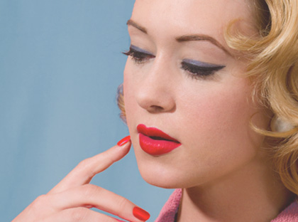 Retro and Vintage Inspired Makeup and Beauty Products for Pinups